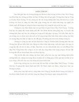 BÁO CÁO THỰC TẬP SẢN XUẤT NGÀNH MAY TẠI ĐƠN VỊ THỰC TẬP CÔNG TY SUNDIA BÌNH DƯƠNG ĐỀ TÀI: QUY TRÌNH CÔNG NGHỆ SẢN XUẤT QUẦN ĐỒNG PHỤC  MÃ HÀNG: 1335