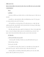 Ôn thi vào lớp 10 môn ngữ văn (ôn tập ngữ văn 9)