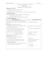 tập viết lớp 1 kì 1