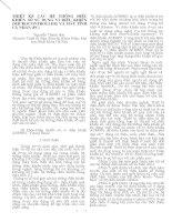 THIẾT KẾ CÁC HỆ THỐNG ĐIỀU KHIỂN SỐ SỬ DỤNG VI ĐIỀU KHIỂN (MICROCONTROLLER) VÀ MÁY TÍNH CÁ NHÂN (PC)