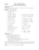 BÀI tập TOÁN lớp 9 CHỌN lọc