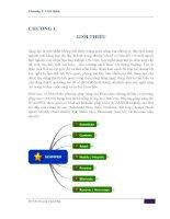 Tìm hiểu và phân tích phương pháp sáng tạo SCAMPER được áp dụng trong mô hình Cơ sở tri thức về các đối tượng tính toán COKB