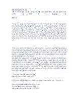 Bài viết số 2 văn lớp 11
