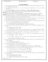Hình học 11. bài tập chương 2