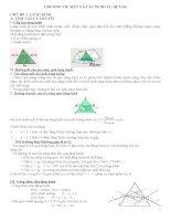 Vật lý 11. Trắc nghiêm tổng hợp chương 7