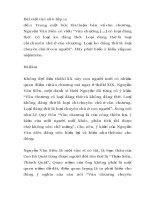 Bài viết văn số 6 lớp 12