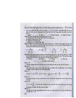 Luyện thi cấp tốc các dạng bài tập từ các đề thi quốc gia môn vật lý (NXB đại học sư phạm 2011)   phạm đức cường phần 2