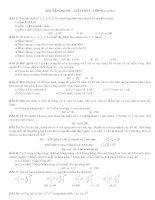 Hình học 11.Bài tập chương 2