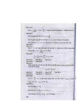 Luyện thi cấp tốc các dạng bài tập từ các đề thi quốc gia môn vật lý (NXB đại học sư phạm 2011)   phạm đức cường phần 3