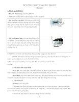 Đề cương vật lý lớp 9 học kì 2