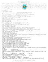 ÔN TẬP HỌC KÌ 1 VẬT LÝ 11 CƠ BẢN