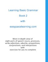 basic english grammar book 2 wtih over 80 exercises