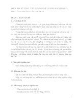SKKN RÈN KỸ NĂNG VIẾT ĐÚNG CHÍNH TẢ NGHE ĐỌC CHO HỌC SINH LỚP 4A TRƯỜNG TIỂU HỌC THTH