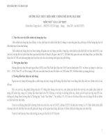 HƯỚNG DẪN THỰC HIỆN ĐIỀU CHỈNH NỘI DUNG DẠY HỌC MÔN NGỮ VĂN CẤP THPT