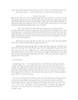 sáng kiến kinh nghiệm MỘT SỐ BIỆN PHÁP NHẰM NANG CAO CHẤT LƯỢNG GIẢNG DẠY MÔN ÂM NHẠC – PHÂN MÔN HÁT Ở TRƯỜNG TIỂU HỌC