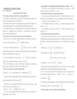 Bài tập trắc nghiệp tham khảo luyện thi đại học cao đẳng môn vật lý (18)