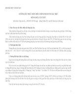HƯỚNG DẪN THỰC HIỆN ĐIỀU CHỈNH NỘI DUNG DẠY HỌC MÔN GIÁO DỤC CÔNG DÂN CẤP THPT
