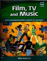 Cambridge Film, Tv and Music