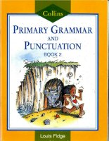 Primary Grammar and Punctuation book 2