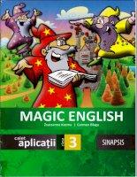 Magic english, caiet special clasa a 3-a
