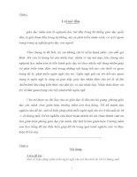 SKKN một số BIỆN PHÁP PHÁT TRIỂN NGÔN NGỮ CHO TRẺ từ 18 đến 24 THÁNG TUỔI