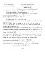 tuyển tập 21 đề thi thử thpt quốc gia toán