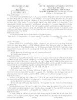 TUYỂN tập bài tập hóa lớp 8 NÂNG CAO có GIẢI CHI TIẾT
