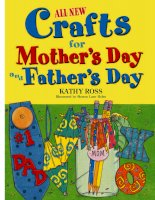 all new crafts for mothers day and fathers day
