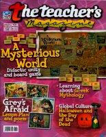 The teacher''''s magazine -a mysterious world