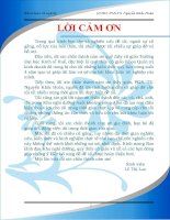 Hoạt động truyền thông marketing của khu nghỉ dưỡng suối khoáng nóng alba  thực trạng và giải pháp