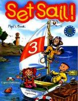 Set Sail 3 Pupil''s Book
