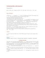 Bài tập đọc hiểu tiếng anh lớp 12 chọn lọc tham khảo