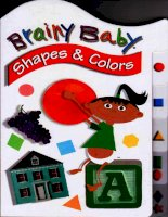 Brainy Baby Shapes and Colors