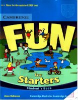 Fun for Starters