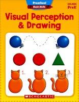 visual perception and drawing