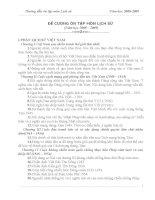 Tài liệu ôn tập lịch sử lớp 12 luyện thi tốt nghiệp, thi đại học cao đẳng tham khảo (16)