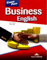 Career Paths Business English Student''s Book