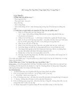 Đề Cương Ôn Tập Môn Công Nghệ May Trang Phục 3