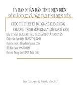 Slide Địa lí 12 BÀI 37 VẤN ĐỀ KHAI THÁC THẾ MẠNH Ở TÂY NGUYÊN _T.T Dinh
