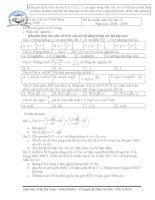 Đề tham khảo môn toán luyện thi vào 10 trung học phổ thông
