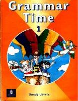 Grammar Time 1 Book