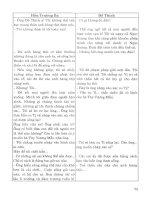 Chuẩn bị kiến thức ôn tập và luyện thi môn ngữ văn   p2