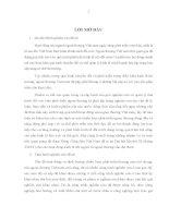 Phân tích, đánh giá thực trạng quá trình phát triển ngoại thương Việt nam