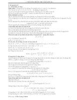 Chuyên đề: Số nguyên tố