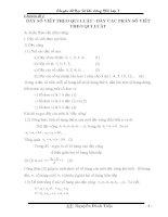 Tài liệu tham khảo bồi dưỡng học sinh toán lớp 7 theo các dạng, chuyên đề (5)