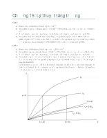Một số bài tập vận dụng môn kinh tế học lao động