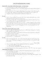 Chuyên đề hình học lớp 9