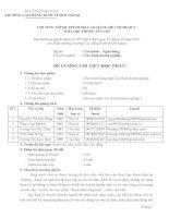Đề cương chi tiết học phần: Thực hành tổng hợp tài chính doanh nghiệp (bậc cao đẳng)