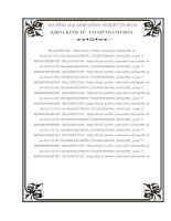 GIẢI PHÁP NÂNG CAO NĂNG LỰC CẠNH TRANH CỦA CÔNG TY CỔ PHẦN TƯ VẤN ĐẦU TƯ VÀ THIẾT KẾ XÂY DỰNG ARCHI-VIEW