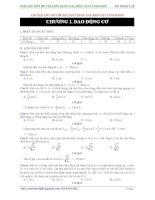 LỜI GIẢI CHI TIẾT vật lý quốc gia 2015   đầy đủ